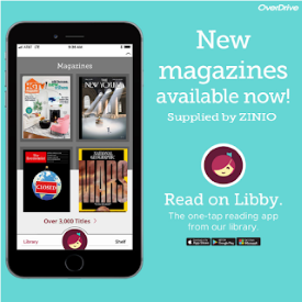Overdrive magazines square smaller